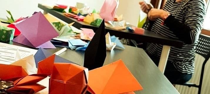 origami şirket