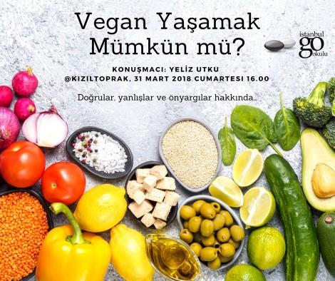 Vegan Yaşamak Mümkün mü