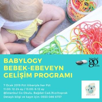 Bebek Ebeveyn Gelişim Programı