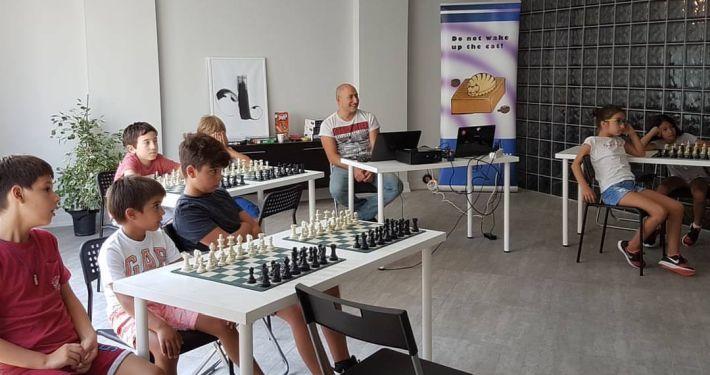 satranç dersi
