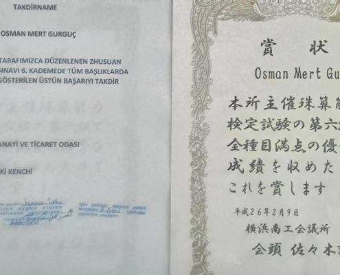 soroban sertifikası