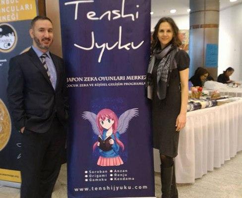 Tenshi Jyuku - mert ve olga gürgüç