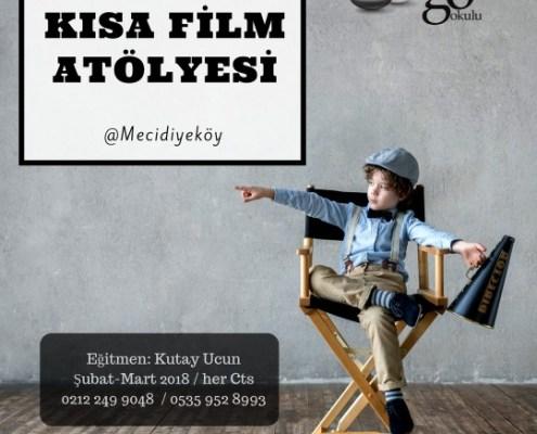 çocuklar için kısa film kursu
