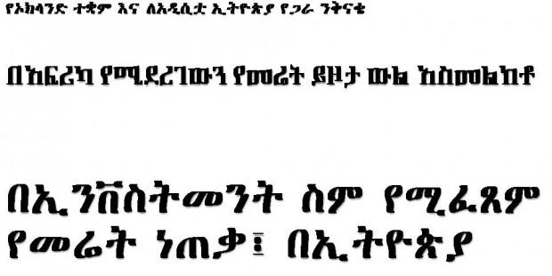 smne amharic