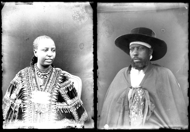 Image result for menelik and taitu