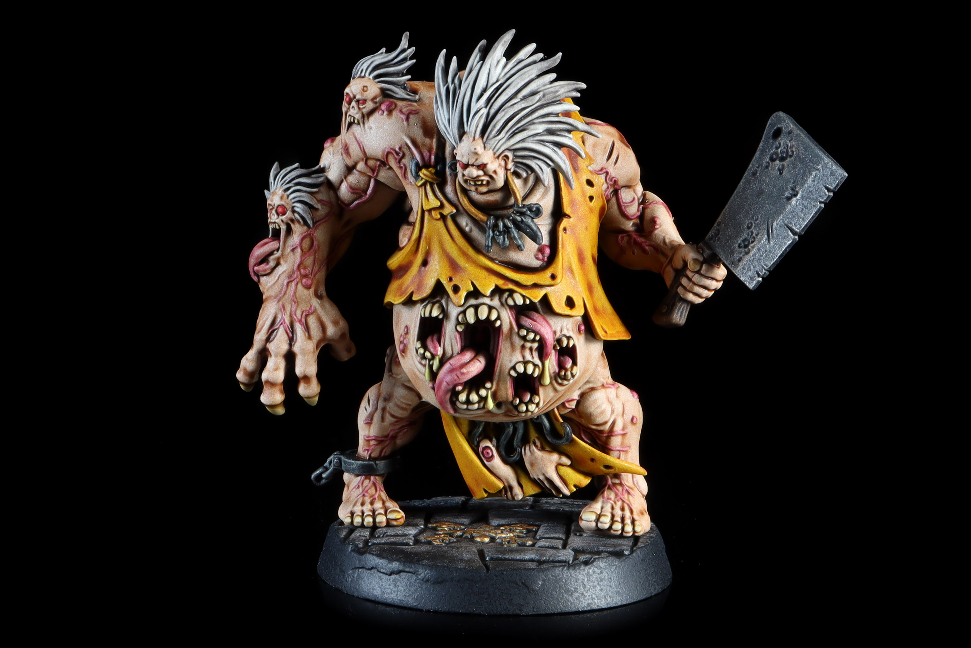 Gellerpox Infected: Gnasher Screamer