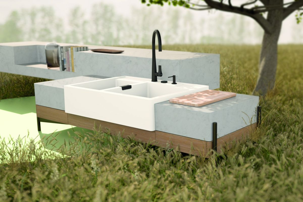 the sustainable sink generation from schock