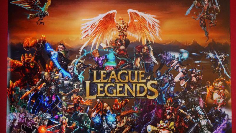 Game League of Legends (LOL) Dari Garena