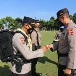 Brigjen Mardiaz Kusin Pimpin Apel Keberangkatan 44 Dokter BKO Pengamanan PON XX Papua