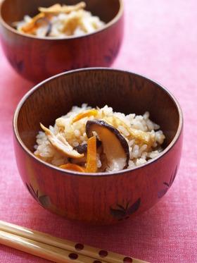 یک غذای ساده و سالم با قارچ شیتاکه
