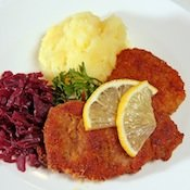 Schnitzel in Germany