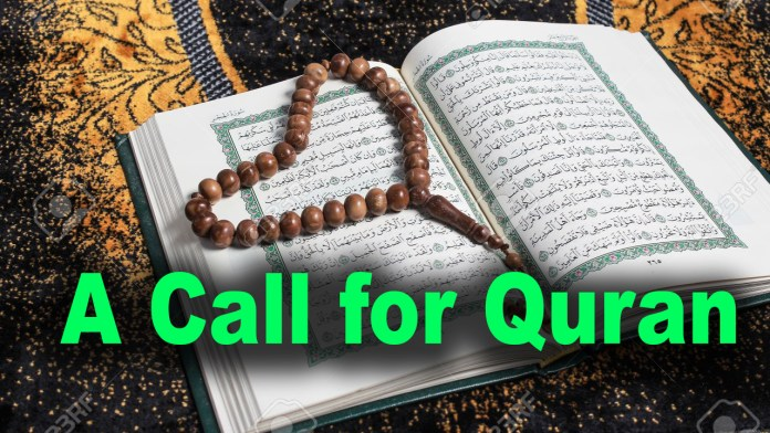 Call for Quran