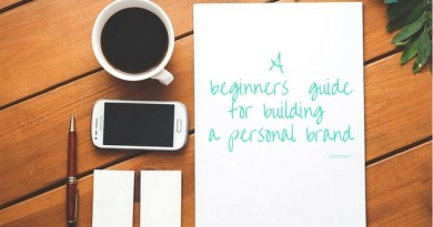 A beginners guide for building a personal brand