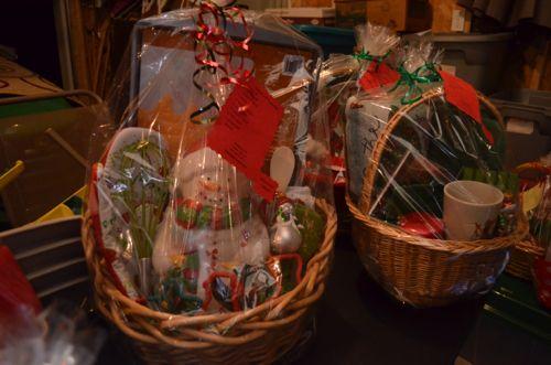 12 days of christmas gift basket ideas