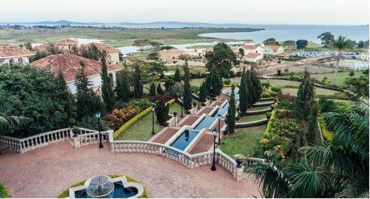 Lake Victoria Serena Golf Resort And Spa