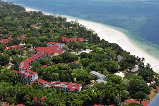 Nyali Sun Africa Beach Hotel
