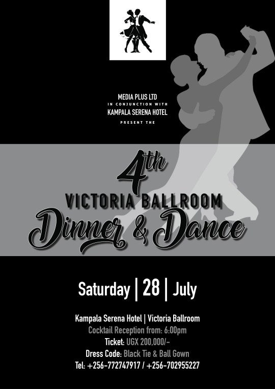 Victoria Ballroom Dinner and Dance