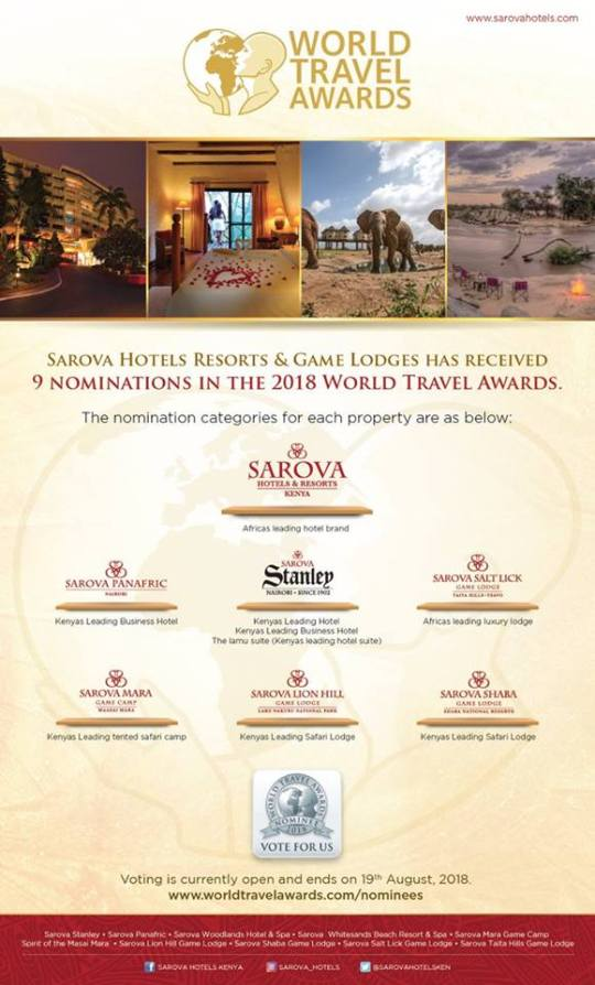 Sarova Hotels & Resorts