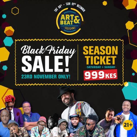 Nairobi Art & Beat Festival