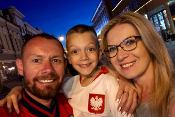 История, тронувшая Польшу. Шестилетний болельщик сборной Польши получил билет нафинал ЧМ