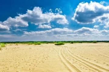Блендовская пустыня - Сахара в центре Польши