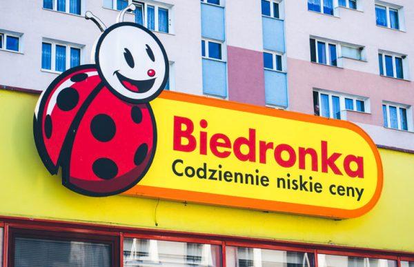 Biedronka сняла ролик для украинцев, ищущих работу