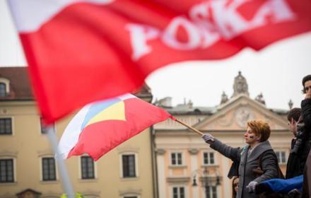 В Польщі зростає українська злочинність