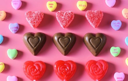 40% поляків байдужі до Дня святого Валентина