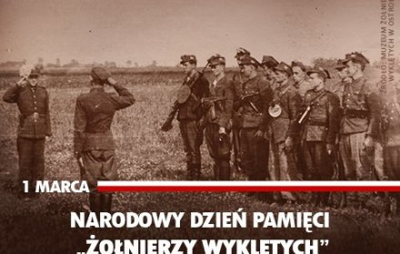 1 березня відзначається Національний день пам'яті проклятих солдатів