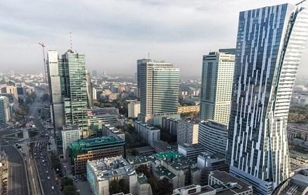 Cередня вартість квартири в Варшаві вперше перевищила € 2.400 за «квадрат»