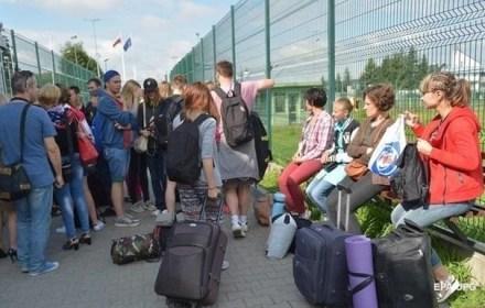 Українці примудряються жити у Польщі на 200 злотих в місяць