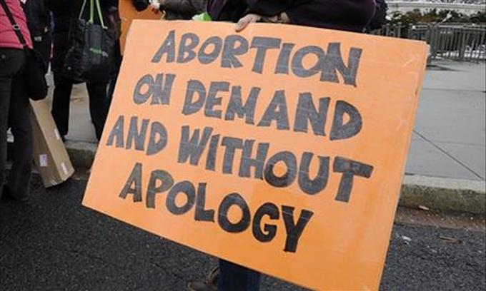 Risultati immagini per abortion on demand now