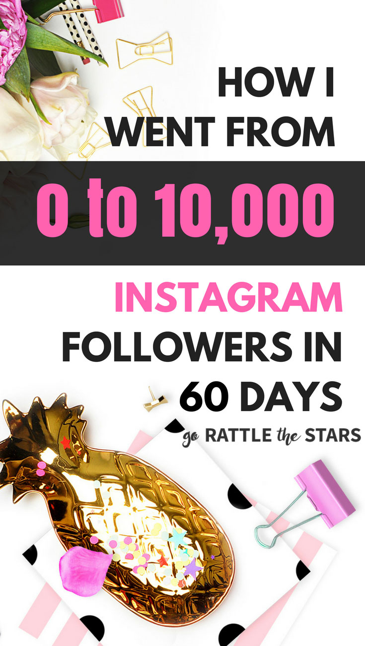 Find Out How To Get 10k Followers On Instagram By Seeing How I Did It (twice) In This Case Study. Follow The Same Step-by-step Method That I Used To Not Only Gain 10,000 Instagram Followers, But Gain Over 50,000 In Just A Few Short Months, Massively Increase My Brand Exposure, And Increase My Business Profits.
