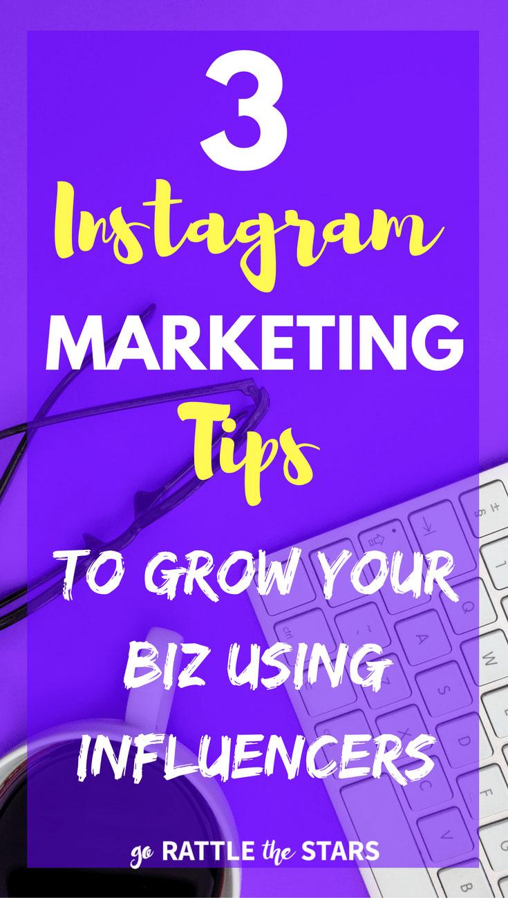 instagram marketing tips   instagram influencer marketing