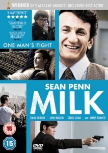 Milk DVD cover
