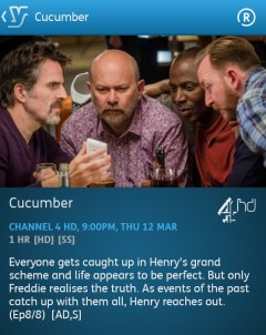 Cucumber  - 12-03-2015 (YouView app)
