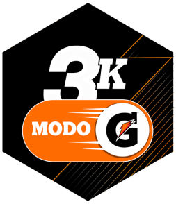 The Gatorade Mode 3K Challenge