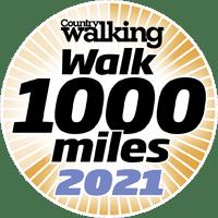 walk1000miles - 2021