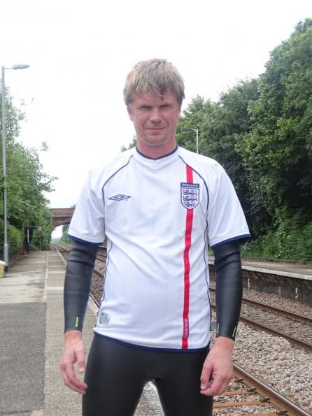 England Home Shirt 2001-2003