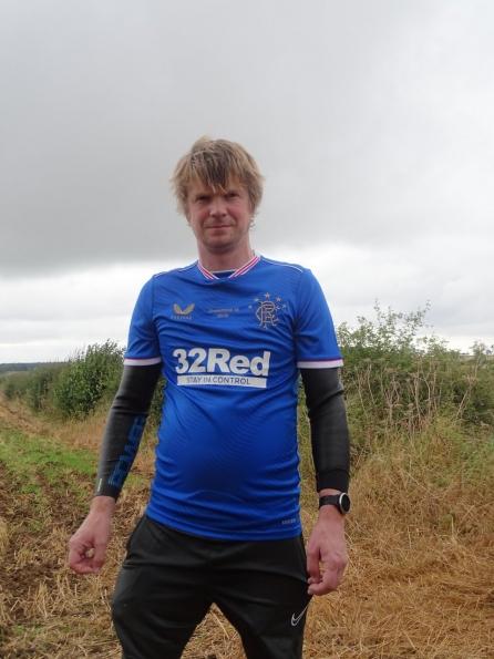 Rangers Champions Home Shirt