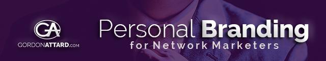 Gordon Attard Personal Branding Service