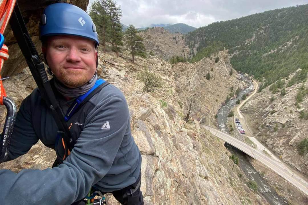 Gordon_Climbing
