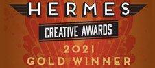 Hermes Gold Winner