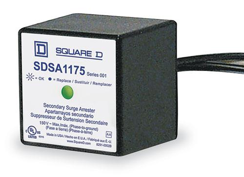SQUARE D SDSA1175 1PH 3W SURGE ARRESTER Gordon Electric