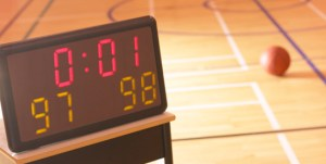 basketball buzzer