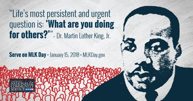 MLK Day Quote