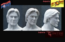 Flash Gordon Headsculpt rotation 1