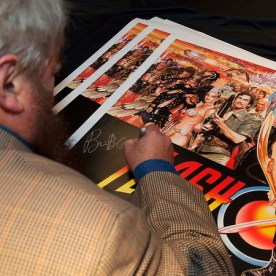 BrianBlessed_Signing