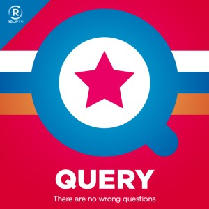 Query podcast logo