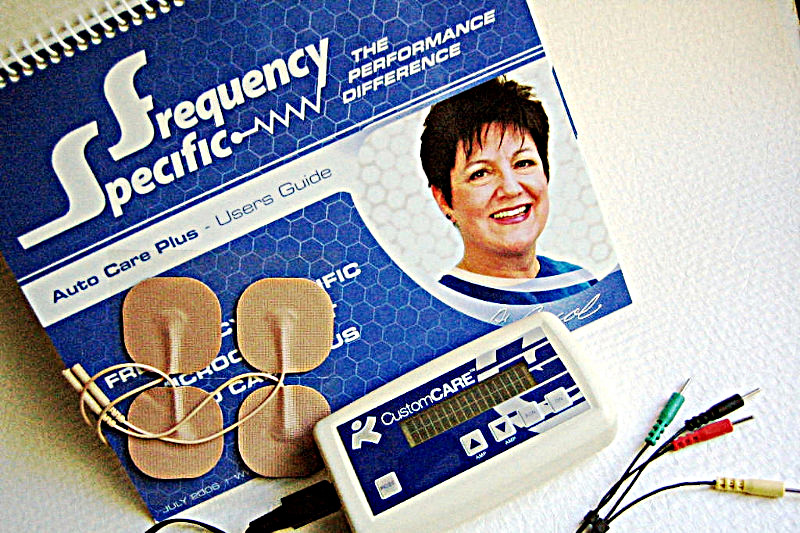 Customcare-Frequency Specific Microcurrent